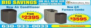 air conditioner installation and repair near carol stream, il